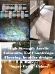 SBC Concrete Acrylic Colorants