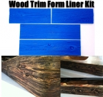 Wood Trim Form Liner